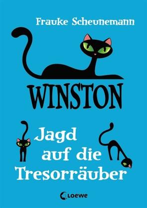 Winston – Jagd auf die Tresorräuber von Scheunemann,  Frauke