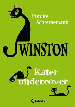 Winston – Kater undercover von Scheunemann,  Frauke