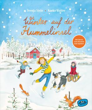 Winter auf der Hummelinsel von Stein,  Svenja, Walter,  Naeko