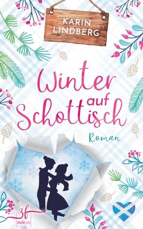 Winter auf Schottisch von Lindberg,  Karin