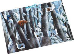 Winter im Bärenwald Adventskalender von Wilson,  Henrike
