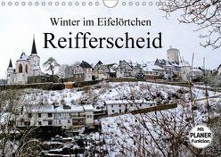 Winter im Eifelörtchen Reifferscheid (Wandkalender 2018 DIN A4 quer) von Klatt,  Arno