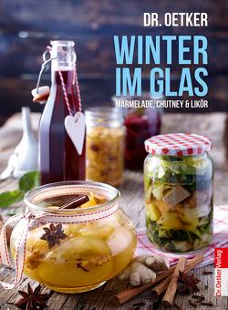 Winter im Glas von Dr. Oetker