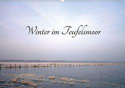 Winter im Teufelsmoor (Wandkalender 2020 DIN A2 quer) von Adam,  Ulrike