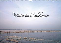 Winter im Teufelsmoor (Wandkalender 2020 DIN A3 quer) von Adam,  Ulrike