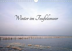 Winter im Teufelsmoor (Wandkalender 2020 DIN A4 quer) von Adam,  Ulrike