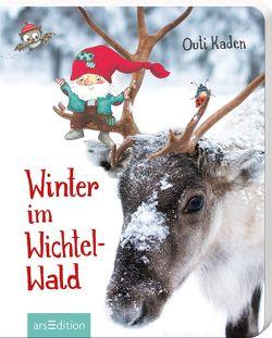 Winter im Wichtelwald von Kaden,  Outi