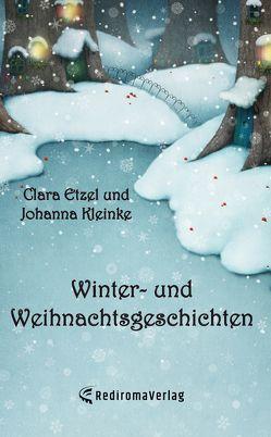 Winter- und Weihnachtsgeschichten von Etzel,  Clara, Kleinke,  Johanna