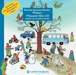 Winter-Wimmel-Hör-CD von Berner,  Rotraut Susanne, Naumann,  Ebi, von Henko,  Wolfgang