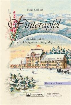 Winteräpfel von Knoblich,  Heidi