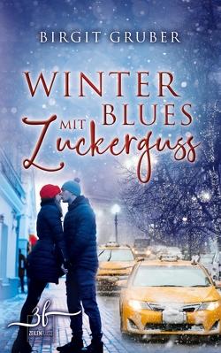 Winterblues mit Zuckerguss von Gruber,  Birgit