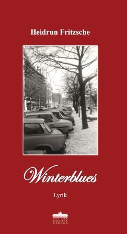 Winterblues von Fritzsche,  Heidrun