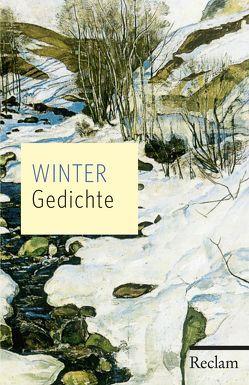 Wintergedichte von Polt-Heinzl,  Evelyne, Schmidjell,  Christine