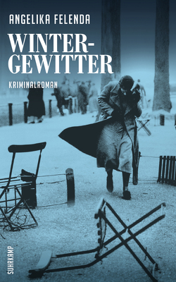 Wintergewitter von Felenda,  Angelika