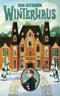 Winterhaus von Bristol,  Chloe, Ernst,  Alexandra, Guterson,  Ben