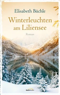 Winterleuchten am Liliensee von Büchle,  Elisabeth