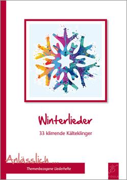 Winterlieder von Holzmeister,  Katharina