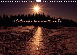 Wintermärchen von Dora Pi (Wandkalender 2018 DIN A4 quer) von Pi,  Dora