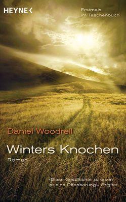 Winters Knochen von Torberg,  Peter, Woodrell,  Daniel