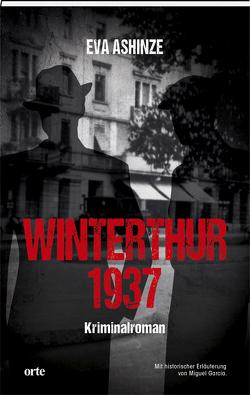 Winterthur 1937 von Ashinze,  Eva, Garcia,  Miquel