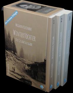 Wintertöchter Trilogie von Kleinbek,  Mignon
