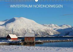 Wintertraum Nordnorwegen (Wandkalender 2019 DIN A3 quer) von Becker,  Bernd