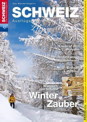 Winterwandern Schweiz von Kaiser,  Toni, Meier,  Peter-Lukas