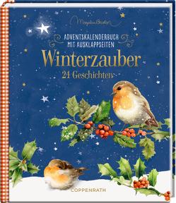 Winterzauber – 24 Geschichten von Bastin,  Marjolein