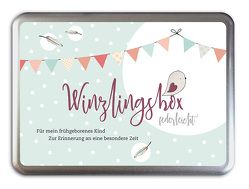 """Winzlingsox® """"federleicht"""" von Bianca,  Hirn, Elisabeth,  Kihßl, Julia,  Schoder, meinwinzling"""