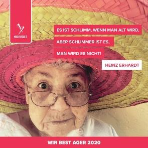 Wir Best Ager 2020 von Farin,  Klaus