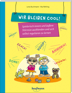 Wir bleiben cool! von Erkert,  Andrea, Röhling,  Ilka