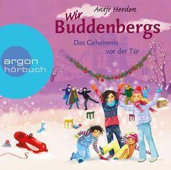 Wir Buddenbergs – Das Geheimnis vor der Tür von Ahlborn,  Jodie, Herden,  Antje