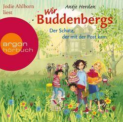 Wir Buddenbergs – Der Schatz, der mit der Post kam von Ahlborn,  Jodie, Herden,  Antje