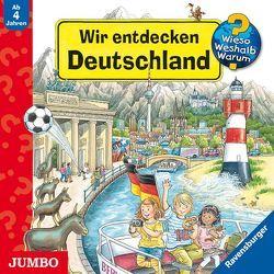 Wir entdecken Deutschland von Acikgöz,  Can, Mierau,  Jenny, Szylowicki,  Sonja
