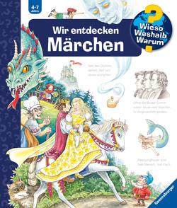 Wir entdecken Märchen von Gernhäuser,  Susanne, Kreimeyer-Visse,  Marion