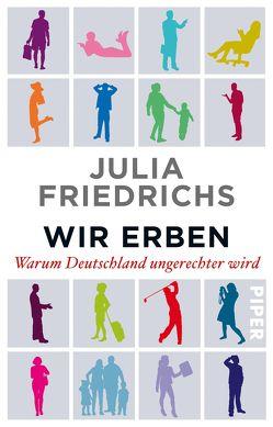 Wir Erben von Friedrichs,  Julia
