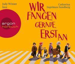 Wir fangen gerade erst an von Ingelman-Sundberg,  Catharina, Werner,  Stefanie, Winter,  Judy