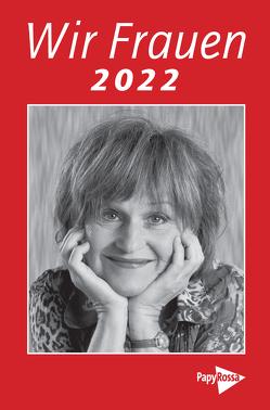 Wir Frauen 2022 von Hervé,  Florence, Stitz,  Melanie, Vahsen,  Mechthilde