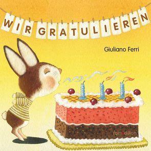 Wir gratulieren von Ferri,  Guiliano
