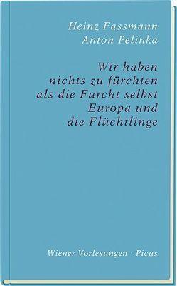 Wir haben nichts zu fürchten als die Furcht selbst von Fassmann,  Heinz, Pelinka,  Anton
