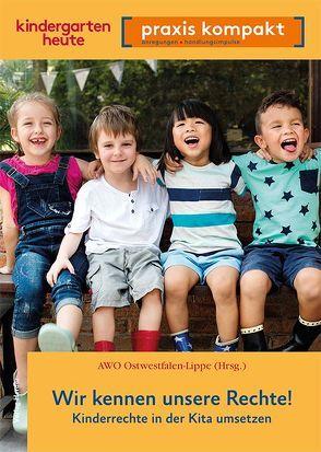 Wir kennen unsere Rechte! Kinderrechte in der Kita umsetzen von Bütow,  Elena, Kaske,  Britta