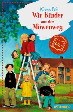 Wir Kinder aus dem Möwenweg von Boie,  Kirsten, Engelking,  Katrin