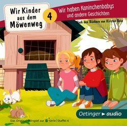 Wir Kinder aus dem Möwenweg 4 von Boie,  Kirsten, Elskis,  Marion, Marmon,  Uticha