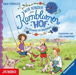 Wir Kinder vom Kornblumenhof von Fröhlich,  Anja, Lengenfelder,  Lilly
