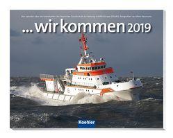 …wir kommen 2019 – Postkartenkalender von Neumann,  Peter