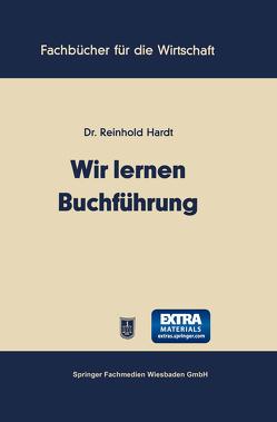 Wir lernen Buchführung von Hardt,  Reinhold