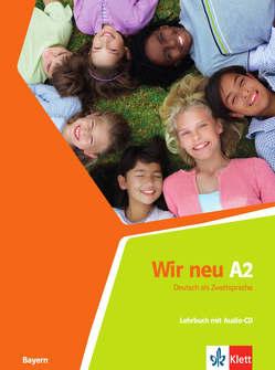 Wir neu A2 (Bayern) von Jenkins-Krumm,  Eva-Maria, Motta,  Giorgio