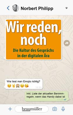 Wir reden, noch von Philipp,  Norbert