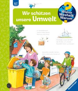 Wir schützen unsere Umwelt von Kessel,  Carola von, Wandrey,  Guido