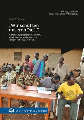 """""""Wir schützen unseren Park"""" von Kesseler,  Sascha"""